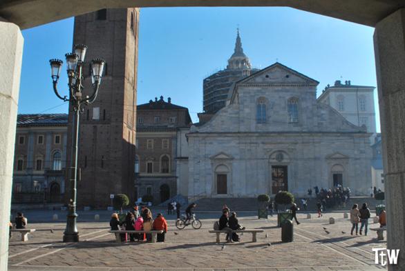 Cattedrale di San Giovanni Battista a Torino