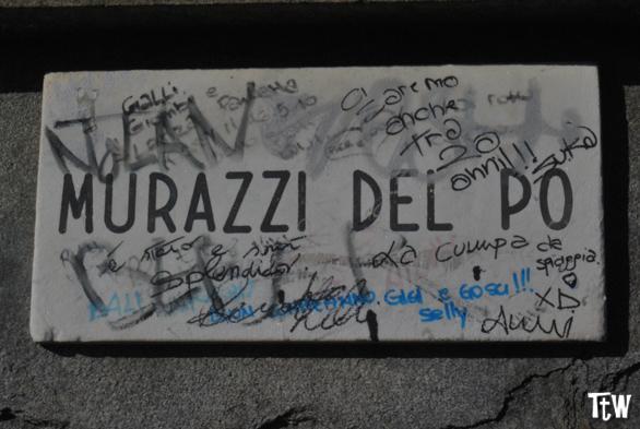 I Murazzi del Po, Torino