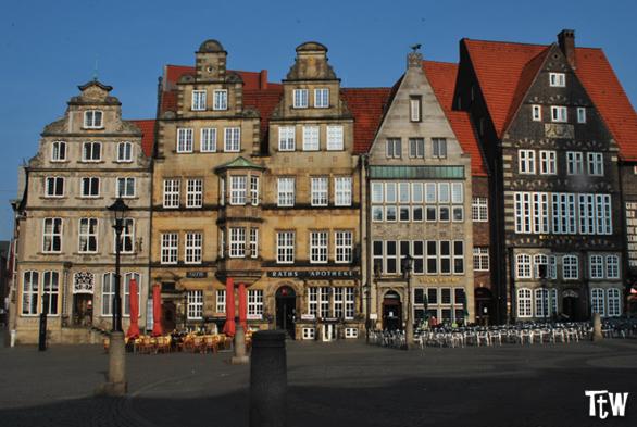Brema: il Markt