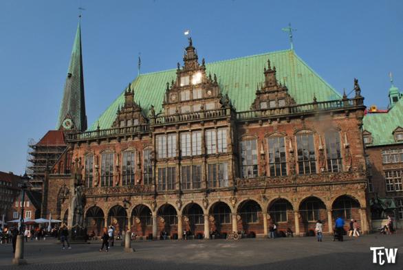Il Rathaus di Brema