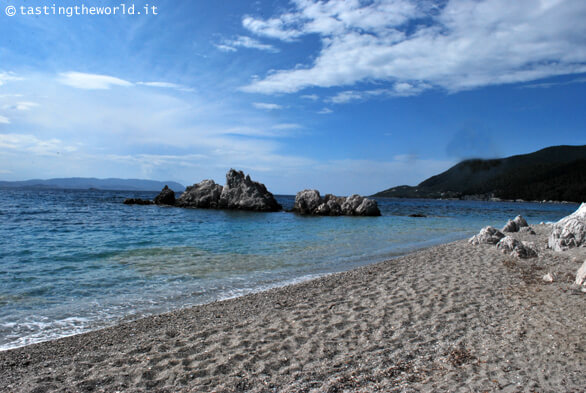 Kastani Beach (Skopelos), la spiaggia di Mamma Mia!