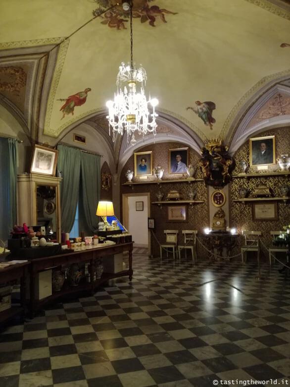 La farmacia più vecchia d'Europa, Firenze
