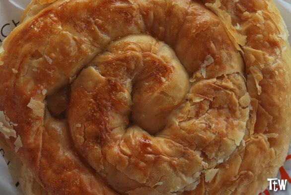 Tyrópita: la torta di formaggio di Alónissos (o di Skópelos)