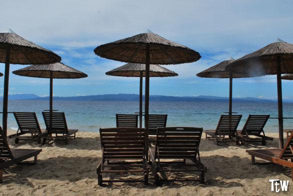 Skiatos, spiaggia di Koukounariés