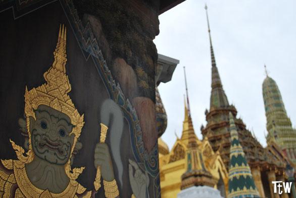 Grand Palace e Wat Phra Kaew Bangkok