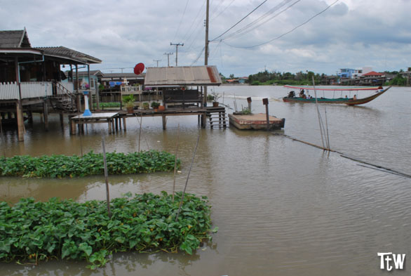 Isola di Ko Kret, Bangkok (Thailandia)
