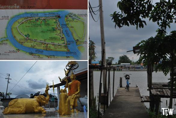 Ko Kret, Thailandia