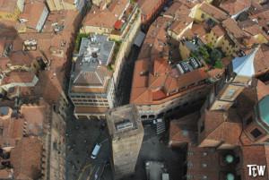 Bologna dalla torre degli Asinelli