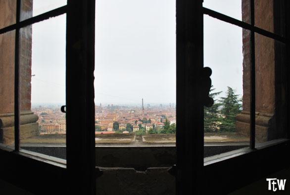Bologna dall'istituto Rizzoli