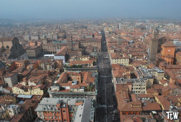 Bologna Vista Dall Alto Qual è Il Miglior Punto D