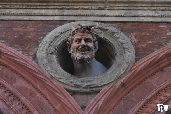 Il demone di palazzo Bolognini Amorini Salina, Bologna