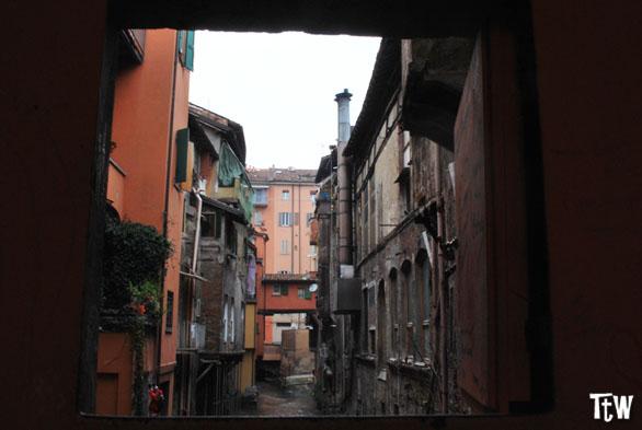 La finestrella di via Piella, Bologna