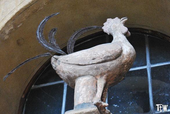 Il gallo di Santo Stefano, Bologna
