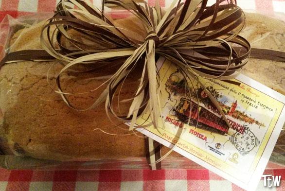 Pantramvai, il dolce di Monza
