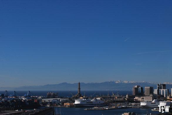 Genova dall'alto: la vista migliore