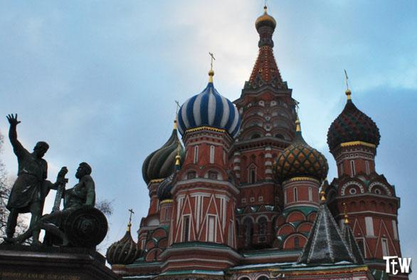 Cosa vedere a Mosca in un giorno (e qualche consiglio pratico)