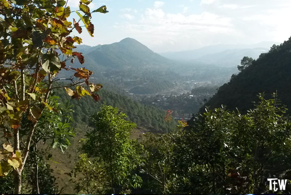 Manola Pagoda - Kalaw, Myamnar