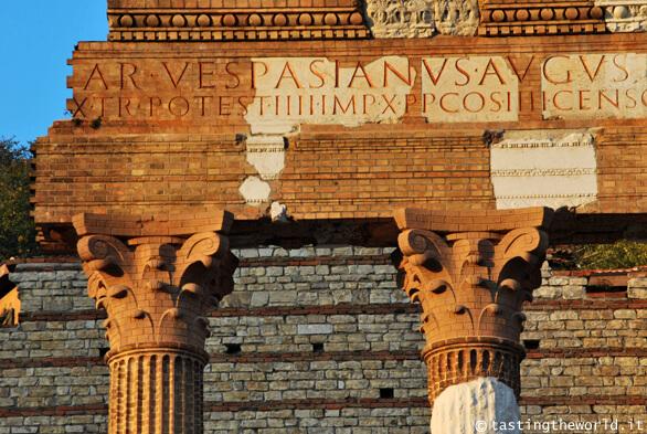 Brescia, il Capitolium