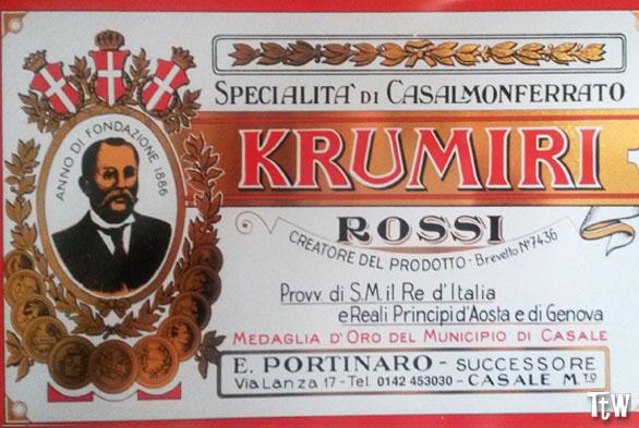 Krumiri, i biscotti di Casale Monferrato