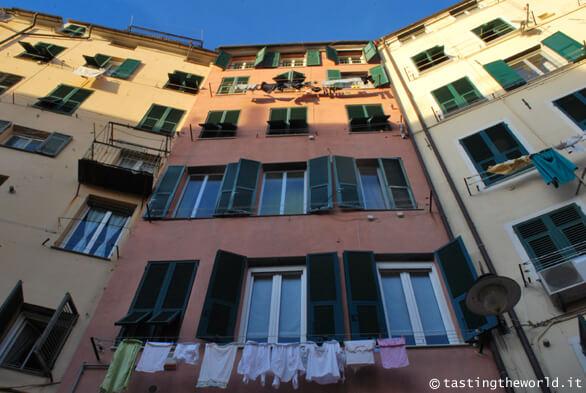 Campopisano, Genova