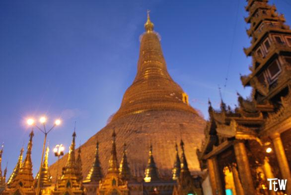 Yangon cosa vedere