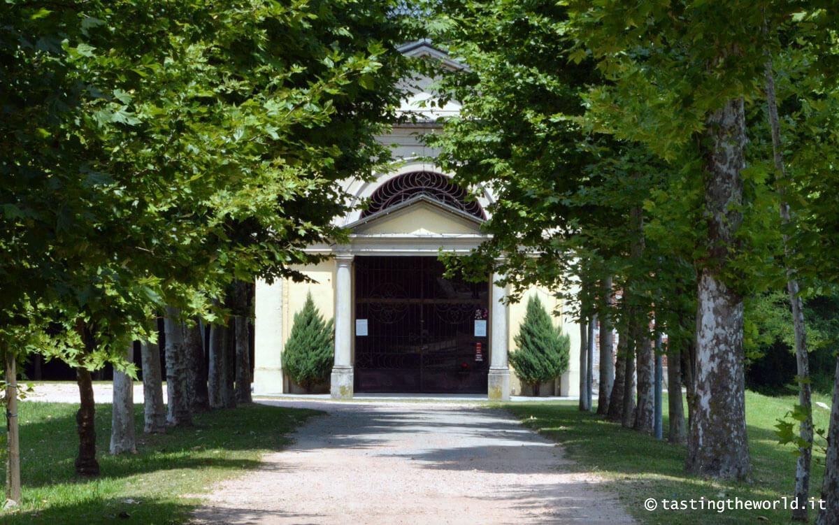 Santuario della Madonna del Lago, Azzate (Varese)