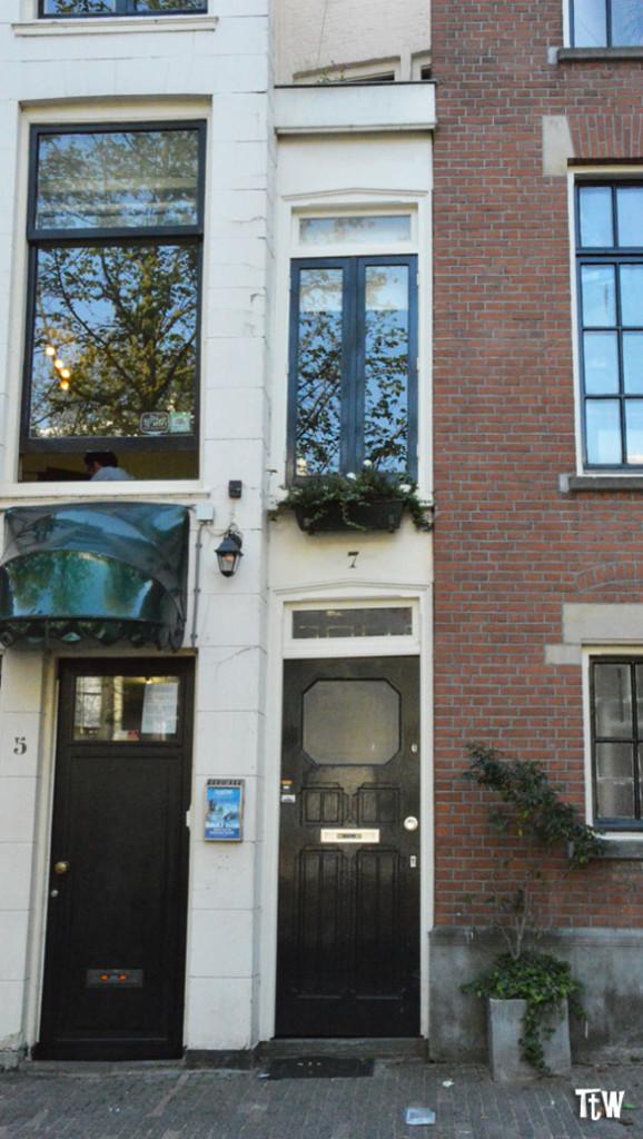 Cose curiose da vedere ad amsterdam tasting the world for Piani casa stretta casa