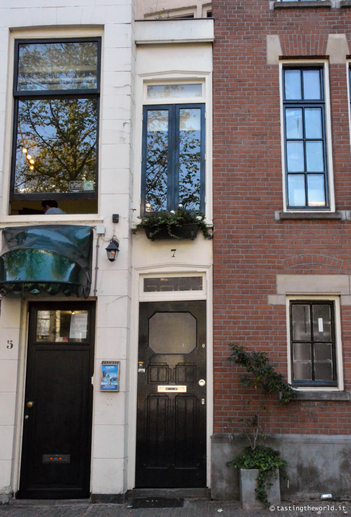 La casa più stretta da Amsterdam