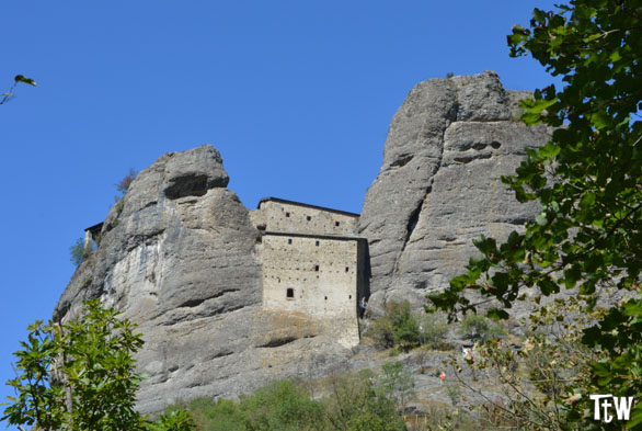 Il Castello della Pietra a Vobbia: informazioni utili per la visita