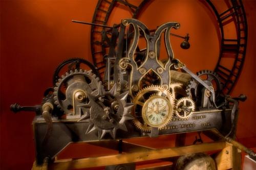 Museo dell'Orologio da Torre G.B. Bergallo