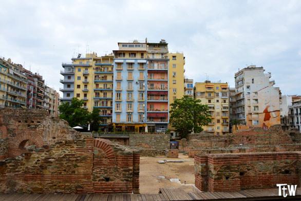 Palazzo di Galerio, Salonicco