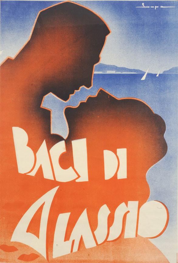Stampa vintage, Pasticceria Balzola