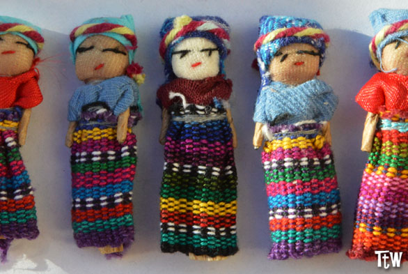 Worry Doll Guatemala