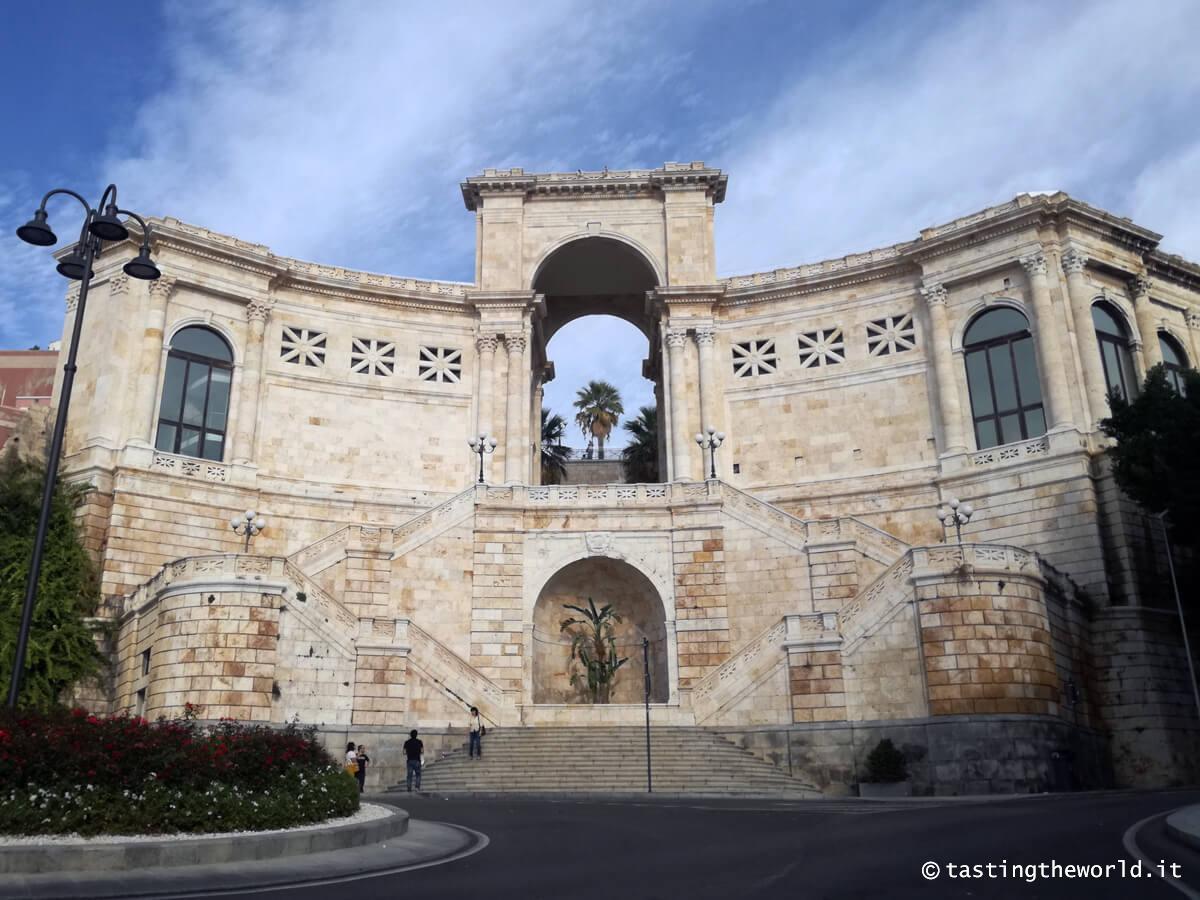 Bastione di Saint Remy, Cagliari