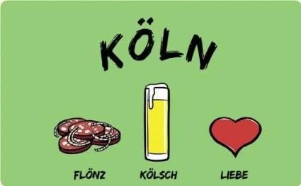 Cosa mangiare a Colonia