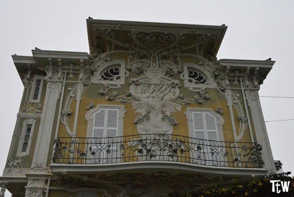 Villino Ruggeri, Pesaro