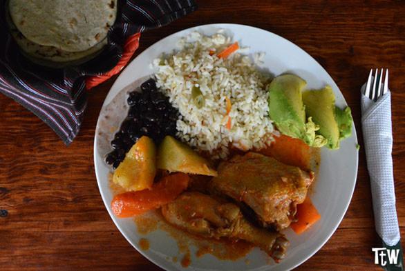 Cosa mangiare in Guatemala
