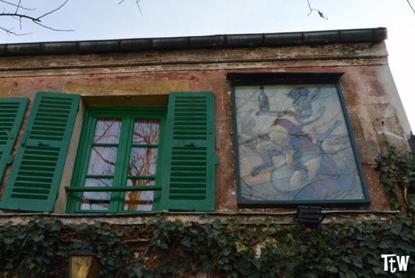 Le Lapin Agile, Montmartre (Parigi)
