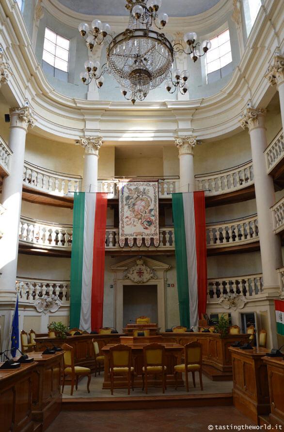 Sala del Tricolore, Reggio Emilia