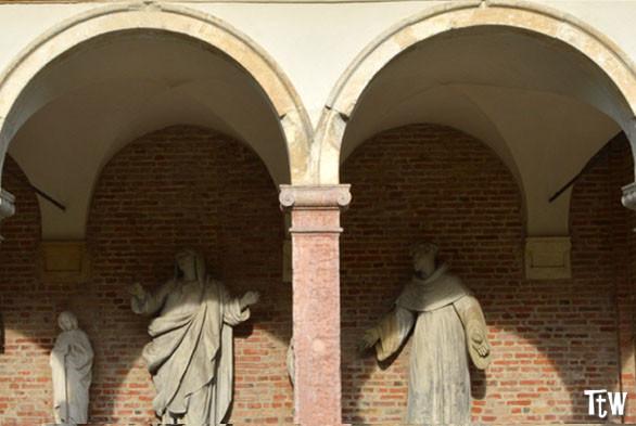 San Lorenzo (chiostro), Vicenza