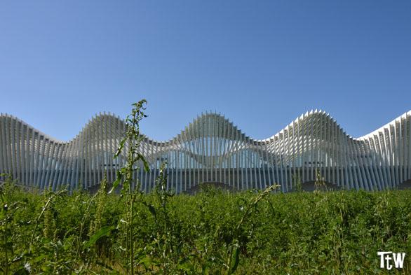 Stazione dell'alta velocità Mediopadana, Reggio Emilia