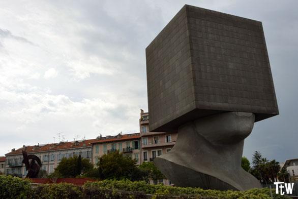 Tête Carrée, Nizza