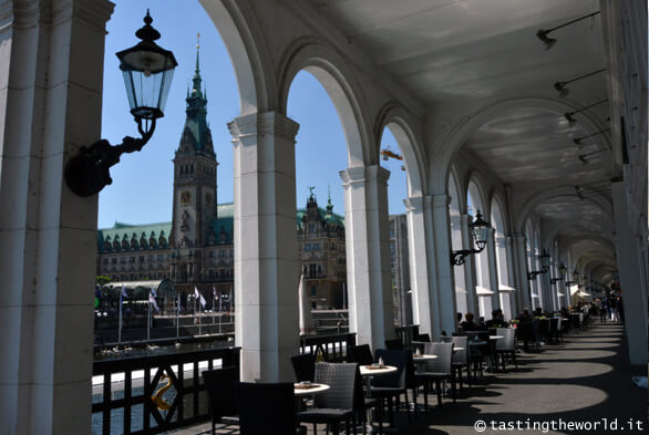 Rathaus, Amburgo