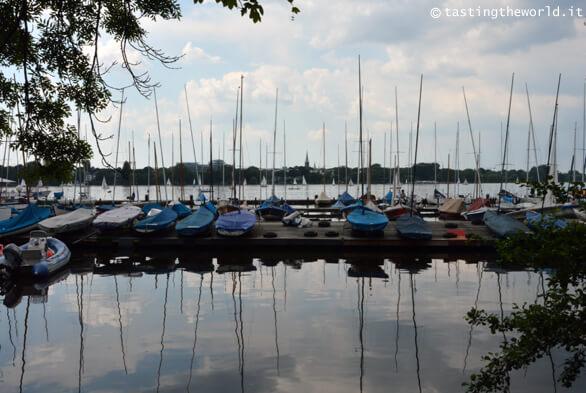 Amburgo, Außenalster