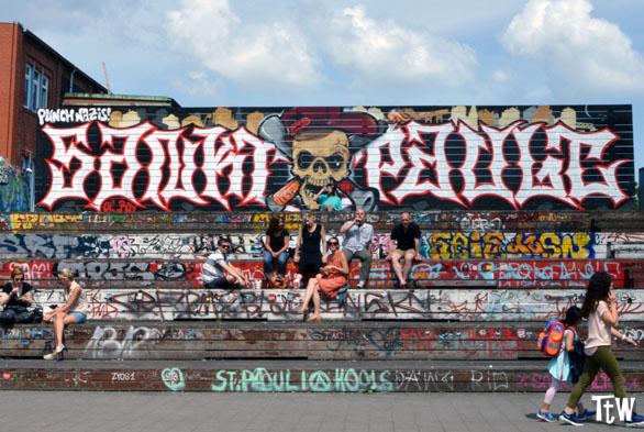 Karoviertel, Amburgo