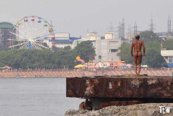 Sportinaya Harbour, Vladivostok