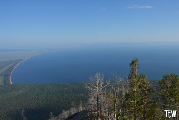 Suyatoy Nos Peninsula, Lago Baikal (Siberia)