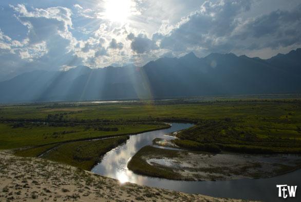 Barguzin Valley, Siberia