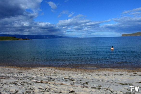 Togay Bay, Olkhon Island (Lago Baikal, Siberia)
