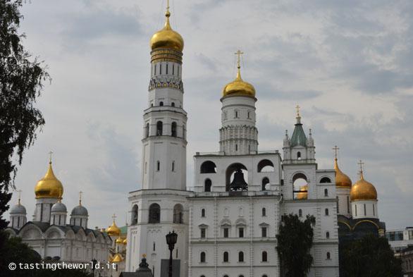 Campanile di Ivan il Grande, Cremlino (Mosca)